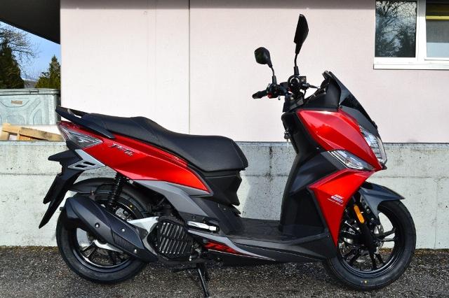Motorrad kaufen SYM Jet 14 125 LC Neufahrzeug