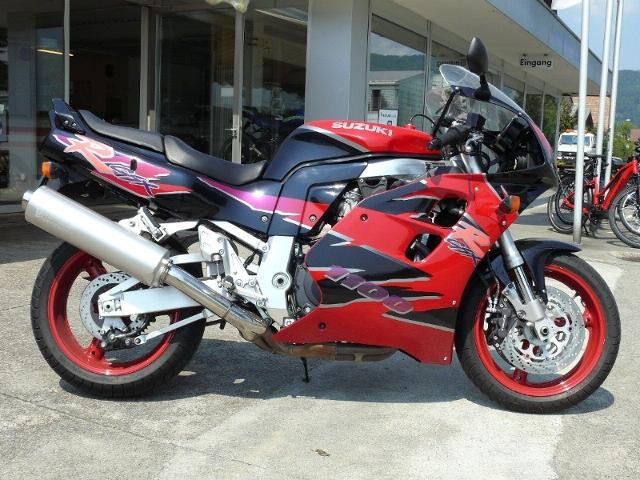Motorrad kaufen SUZUKI GSX-R 1100 W Occasion
