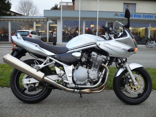 Motorrad kaufen SUZUKI GSF 600 S Bandit Occasion
