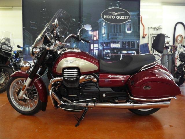 Motorrad kaufen MOTO GUZZI California 1400 Touring ABS Neufahrzeug
