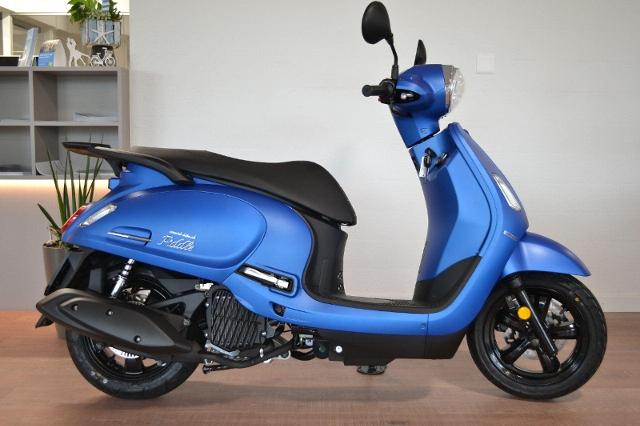 Motorrad kaufen SYM Fiddle 125 IV ABS / LED / Euro5 Neufahrzeug