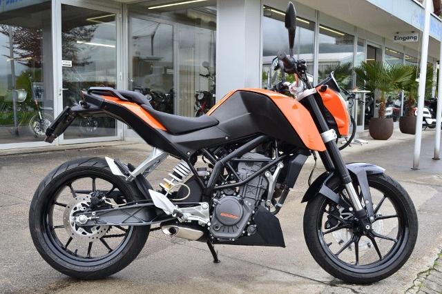 Motorrad kaufen KTM 200 Duke Occasion