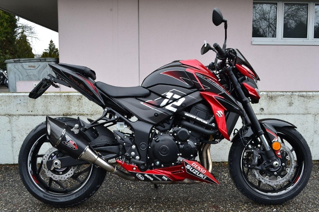 Motorrad kaufen SUZUKI GSX-S 750 Suzuka 8H Edition Vorführmodell