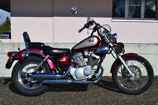 Motorrad kaufen YAMAHA XV 125 S Virago Occasion