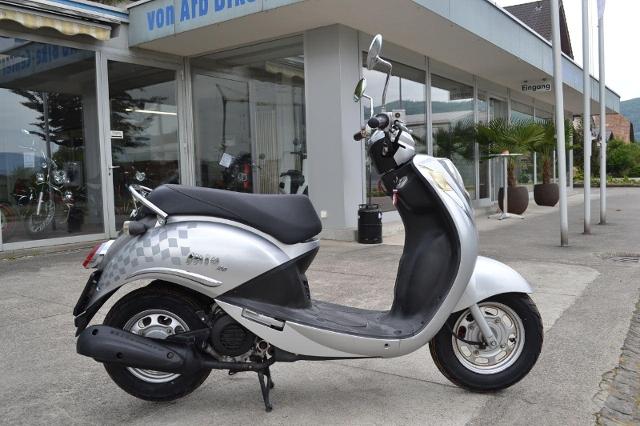 Motorrad kaufen SYM Mio 100 Occasion