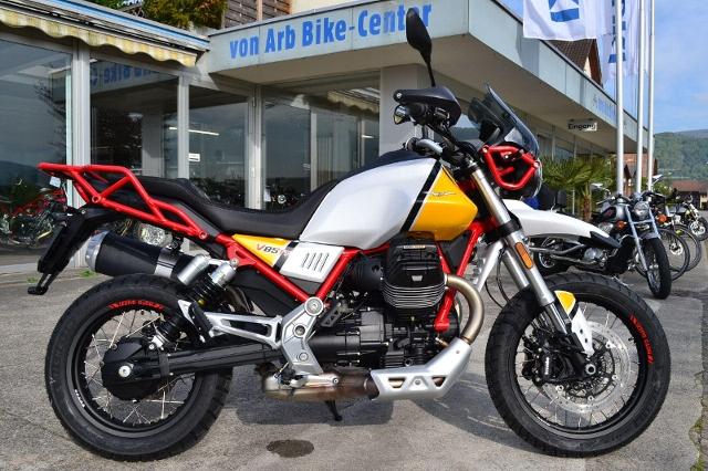 Motorrad kaufen MOTO GUZZI V85 TT ABS Neufahrzeug