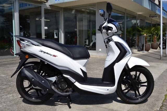 Motorrad kaufen SYM Symphony ST 125 Occasion