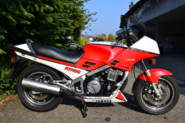 Motorrad kaufen YAMAHA FJ 1100 Occasion