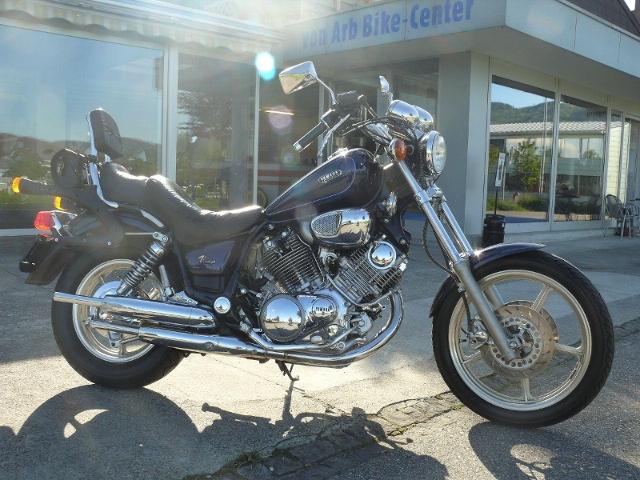 Motorrad kaufen YAMAHA XV 750 Virago Occasion
