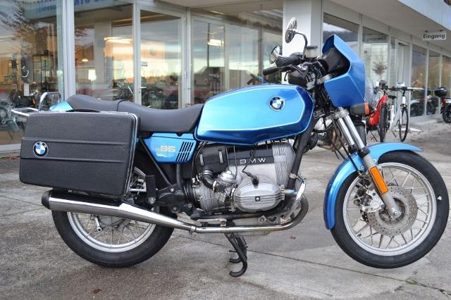 Motorrad kaufen BMW R65 Veteranenfahrzeug Oldtimer