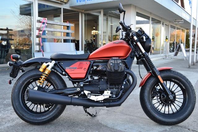 Motorrad kaufen MOTO GUZZI V9 Bobber Sport ABS / TCS Vorführmodell