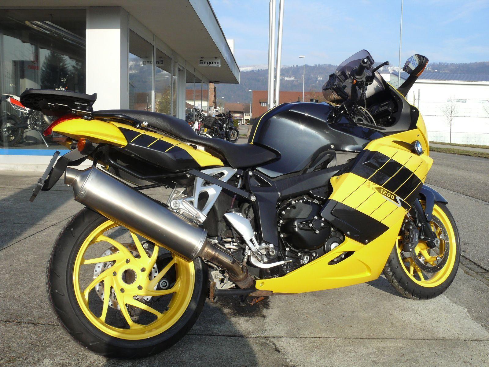 moto occasions acheter bmw k 1200 s von arb bike ag neuendorf. Black Bedroom Furniture Sets. Home Design Ideas