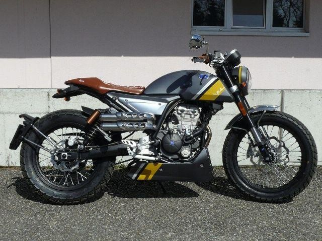 moto neuve acheter mondial hps 125 von arb bike ag neuendorf. Black Bedroom Furniture Sets. Home Design Ideas