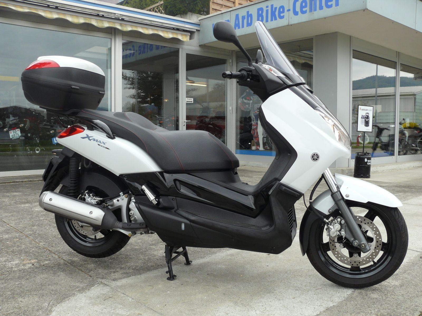 motorrad occasion kaufen yamaha yp 250 r x max von arb bike ag neuendorf. Black Bedroom Furniture Sets. Home Design Ideas