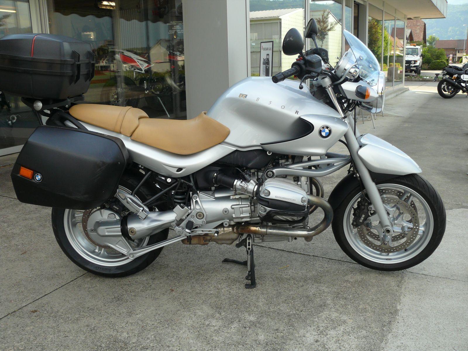 motorrad occasion kaufen bmw r 850 r von arb bike ag neuendorf. Black Bedroom Furniture Sets. Home Design Ideas