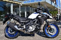 Motorrad kaufen Vorführmodell SUZUKI DL 650 XA V-Strom ABS (enduro)