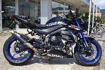 Motorrad kaufen Neufahrzeug SUZUKI Virus (naked)