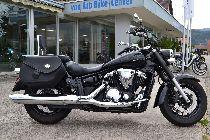 Motorrad kaufen Occasion YAMAHA XVS 1300 A Midnight Star (custom)