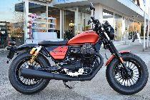 Motorrad kaufen Vorführmodell MOTO GUZZI V9 Bobber Sport (retro)