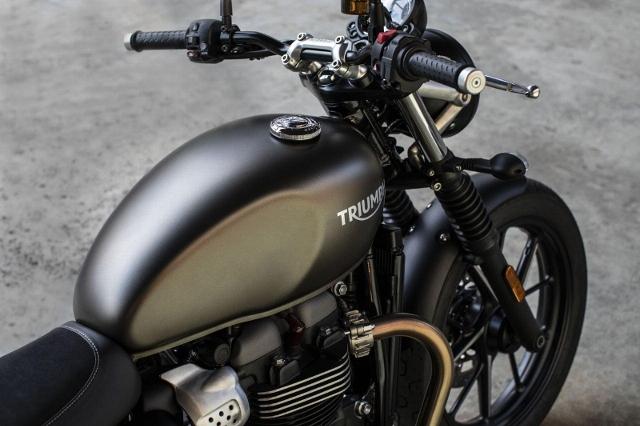 Motorrad kaufen TRIUMPH Street Twin 900 Neufahrzeug