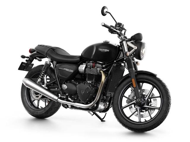 Motorrad kaufen TRIUMPH Street Twin 900 ABS Neufahrzeug