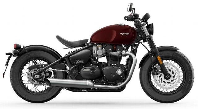 Motorrad kaufen TRIUMPH Bonneville 1200 Bobber Neufahrzeug