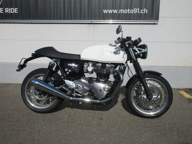 Motorrad kaufen TRIUMPH Thruxton 1200 ABS Vorjahresmodell