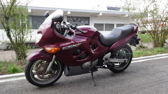 Motorrad kaufen SUZUKI GSX 750 F Export