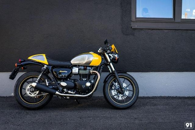Motorrad kaufen TRIUMPH Street Cup 900 ABS Neufahrzeug