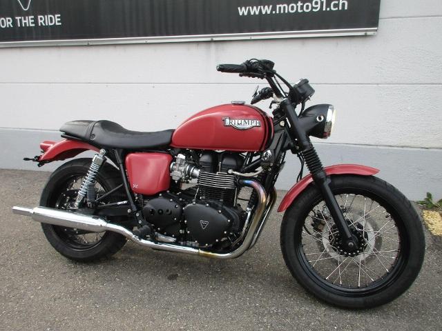 Motorrad kaufen TRIUMPH Bonneville 900 Custom 91 Occasion
