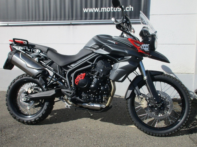 Motorrad kaufen TRIUMPH Tiger 800 XC Neufahrzeug