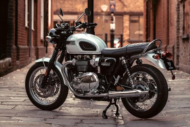 Motorrad kaufen TRIUMPH Bonneville T120 1200 Diamond Neufahrzeug