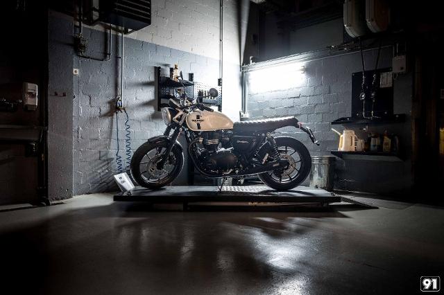 Motorrad kaufen TRIUMPH Street Twin 900 ABS M91 Custom light Neufahrzeug