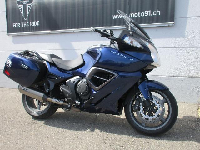 Acheter une moto TRIUMPH Trophy 1200 ABS SE A1 Occasions