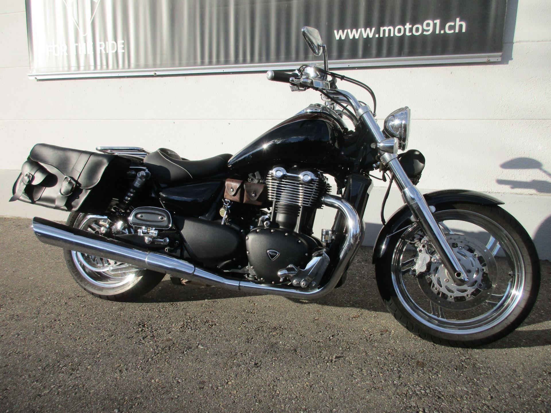 Motorrad Occasion Kaufen Triumph Thunderbird 1700 Moto 91 Ag Höri Id