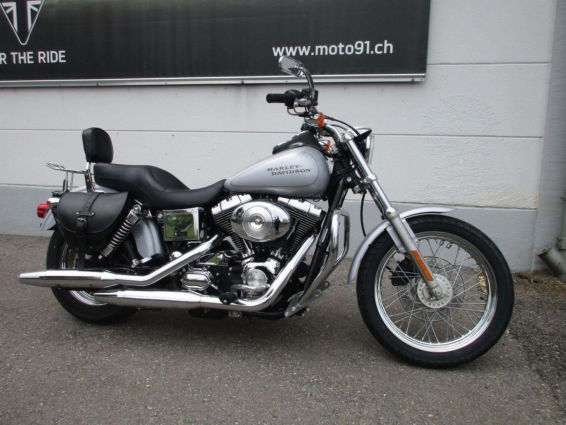 moto occasions acheter harley davidson fxdl 1450 dyna low rider custom moto 91 ag h ri. Black Bedroom Furniture Sets. Home Design Ideas