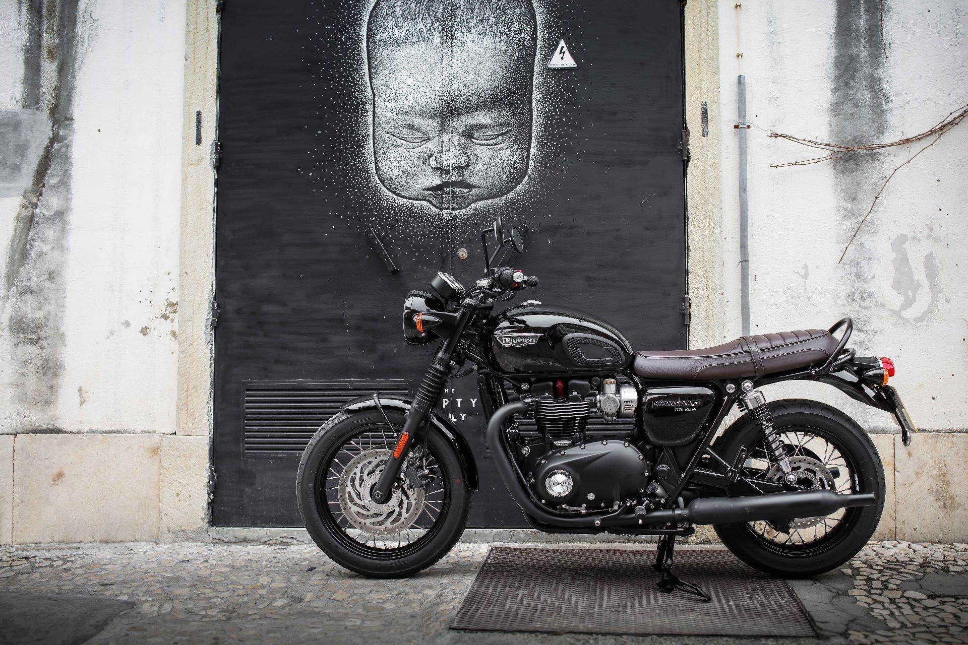 Motorrad Mieten Triumph Bonneville T120 1200 Abs Moto 91 Ag Höri