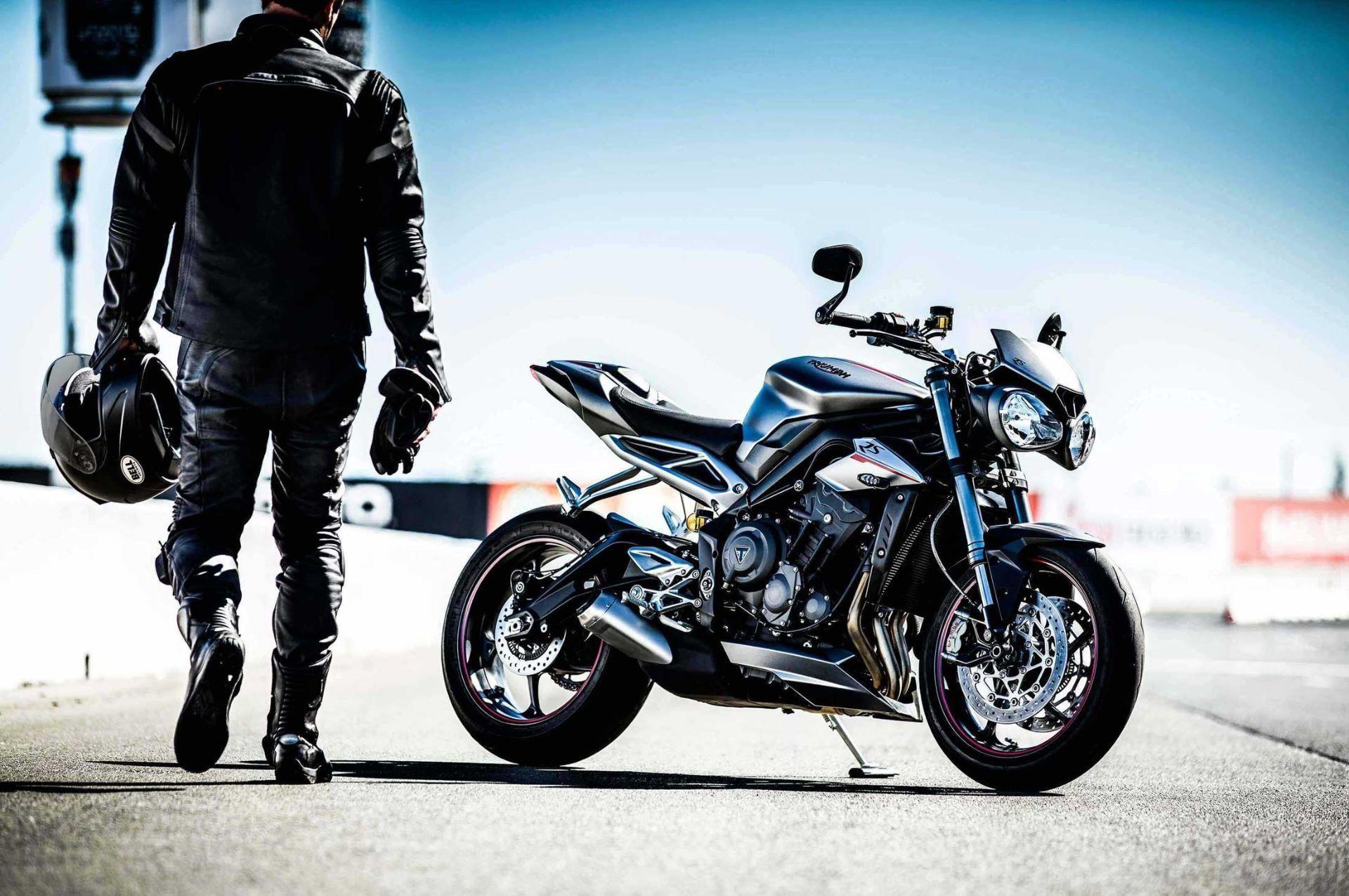 Motorrad Mieten & Roller Mieten TRIUMPH Street Triple 765 RS