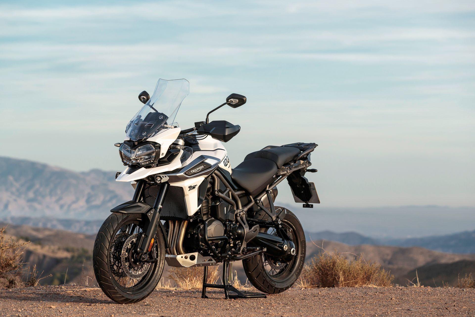 Motorrad Mieten & Roller Mieten TRIUMPH Tiger 1200 XCA