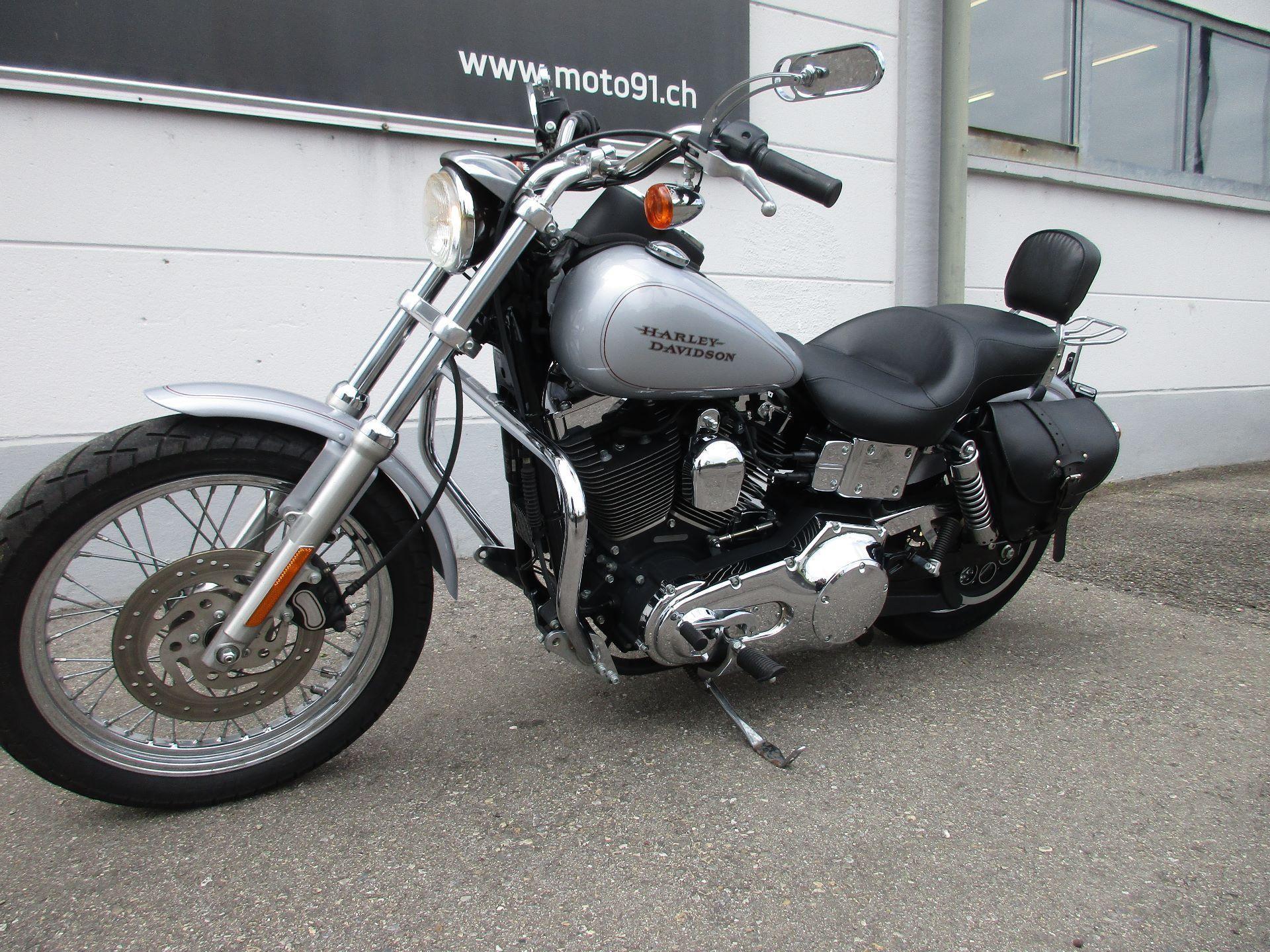 moto occasions acheter harley davidson fxdl 1450 dyna low rider custom moto 91 ag h ri id. Black Bedroom Furniture Sets. Home Design Ideas