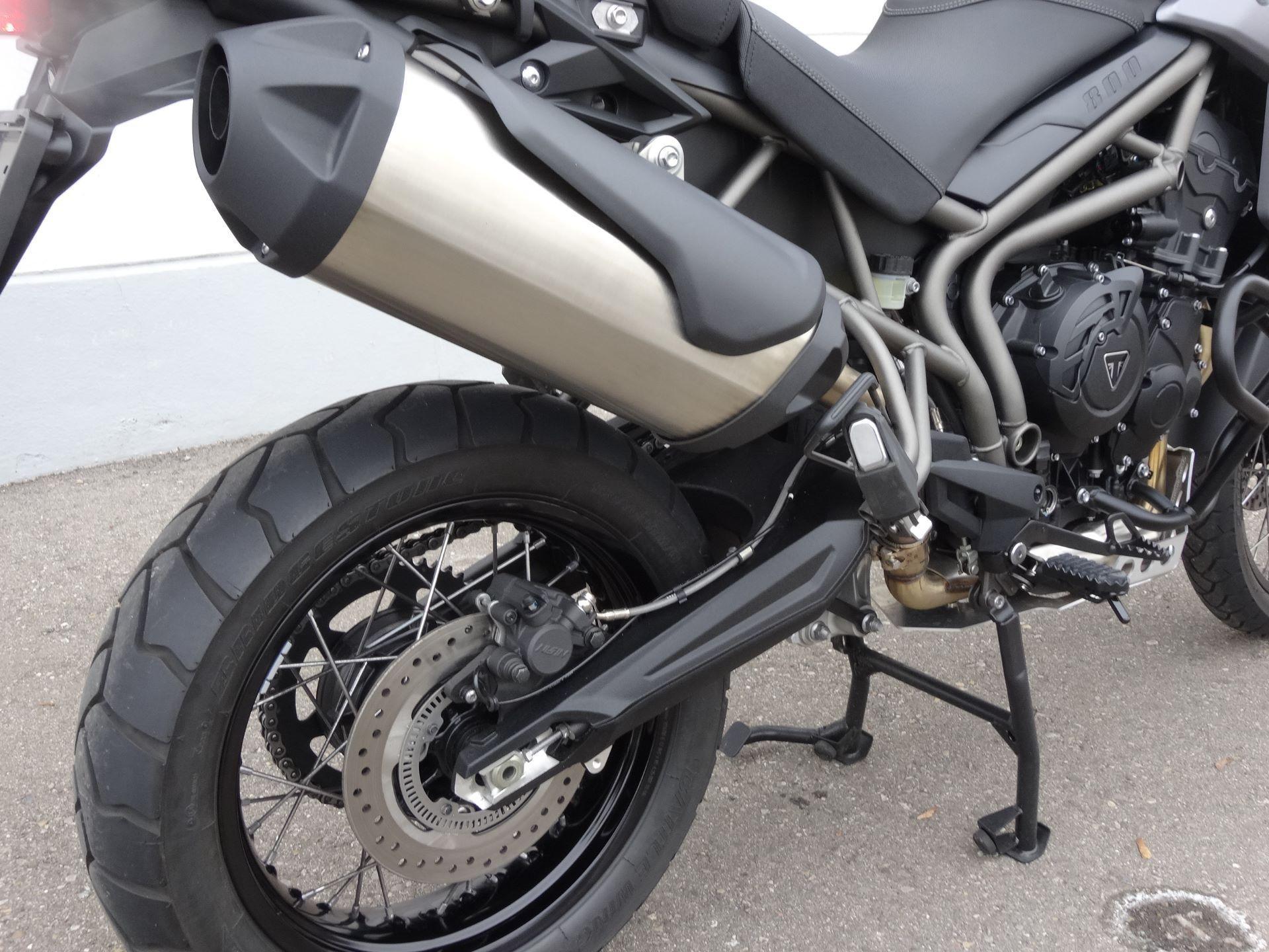 moto occasions acheter triumph tiger 800 xcx abs moto 91 ag h ri. Black Bedroom Furniture Sets. Home Design Ideas
