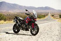 Motorrad Mieten & Roller Mieten TRIUMPH Tiger 900 GT Pro (Enduro)