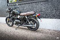 Motorrad kaufen Neufahrzeug TRIUMPH Bonneville T120 1200 Black (retro)