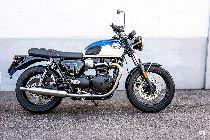Motorrad kaufen Vorführmodell TRIUMPH Bonneville T100 900 (retro)