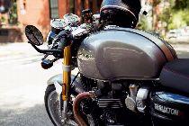 Motorrad Mieten & Roller Mieten TRIUMPH Thruxton 1200 R ABS (Retro)