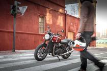 Töff kaufen TRIUMPH Street Twin 900 ABS Naked