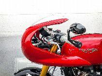 Aquista moto Occasioni TRIUMPH Thruxton 1200 R ABS (retro)