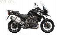 Motorrad kaufen Neufahrzeug TRIUMPH Tiger 1200 XCA (enduro)