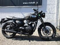 Töff kaufen TRIUMPH Bonneville T100 900 ABS black Retro