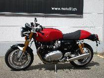 Motorrad kaufen Occasion TRIUMPH Thruxton 1200 R ABS (retro)
